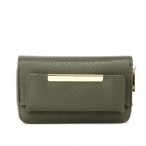 Dámská šedá peněženka Susan 1097