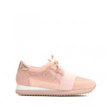 Dámské růžové tenisky Chia 8358
