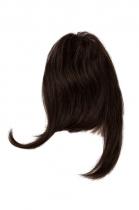 CLIP IN vlasy - ofina tmavě hnědá