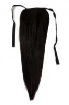 CLIP IN vlasy - culík 50 cm přírodní černá