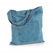 Dámská modrá taška True 31785