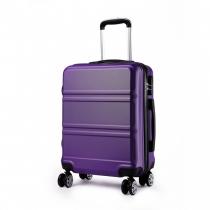 Dámský fialový kabinový kufr Voyage 1871