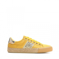 Dámské žluté tenisky Vanessa 8392