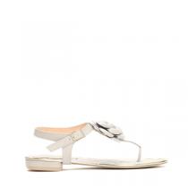 Dámské šedé sandály Emma 9023