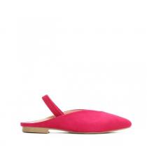 Dámské fuchsiové sandály Mossi 6207