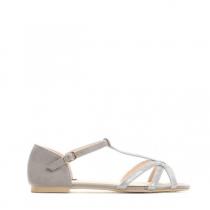 Dámské šedé sandály Mercedes 1461