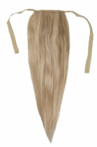 CLIP IN vlasy - culík 40 cm platinová blond