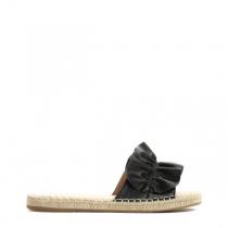 Dámské černé pantofle Timma 9192