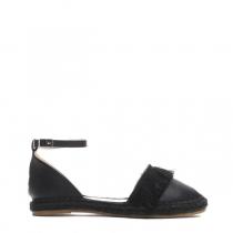 Dámské černé sandály Tosca 7259