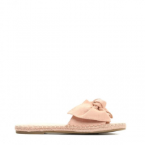 Dámské růžové pantofle Bibiana 9191