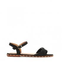 Dámské černé sandály Brida 9199