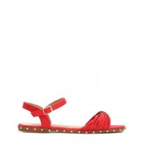 Dámské červené sandály Brida 9199