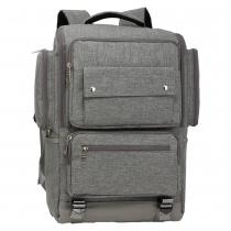 Šedý batoh Graham 613