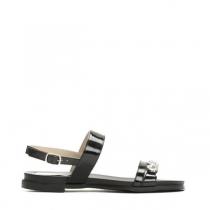 Dámské černé sandály Freya 3230