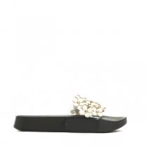 Dámské bílé pantofle Debbi 051