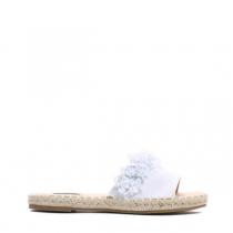 Dámské bílé pantofle Wikkia 7254