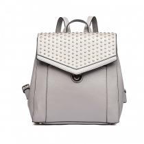 Dámský šedý batoh Sylla 1820
