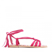 Dámské fialové sandály Marsala 3259