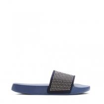 Dámské námořnicky modré pantofle Fann 10761M