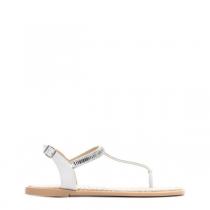 Dámské bílé sandály Belinda 3262