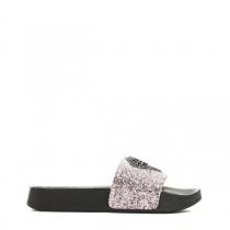 Dámské růžové pantofle Diamond 049