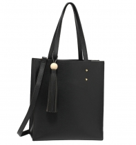 Dámská černá kabelka Sabinne 594
