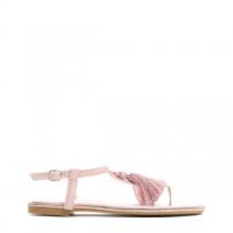 Dámské růžové sandály Yann 7263