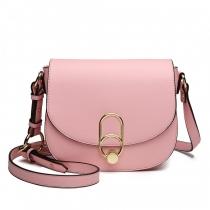 Dámská růžová kabelka Madellin 1831
