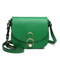 Dámská zelená kabelka Madellin 1831