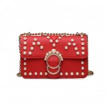 Dámská červená kabelka Strong 1836
