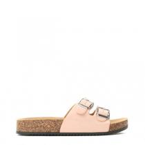 Dámské růžové pantofle Suave 6230