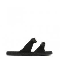 Dámské černé pantofle Kirstin 9194