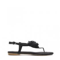 Dámské černé sandály Rosali 7268