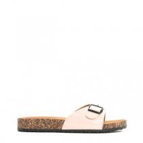 Dámské růžové pantofle Elenice 6222