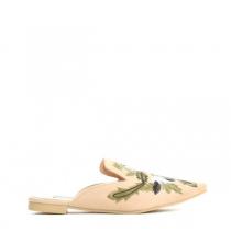 Dámské béžové pantofle Bonny 017