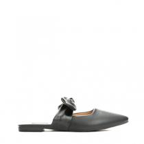 Dámské černé pantofle Motta 9160