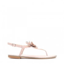 Dámské růžové sandály Sweet 9208