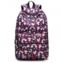 Dívčí fialový batoh Rory 1833