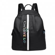 Dámský černá batoh Courtney 6830