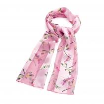Dámský růžový šátek Marry 31853