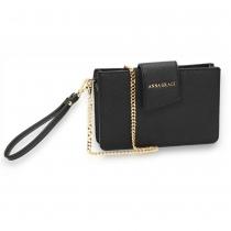 Dámská černá kabelka Amandaa 593
