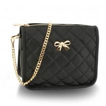 Dámská černá kabelka Amelie 598