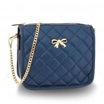 Dámská námořnicky modrá kabelka Amelie 598