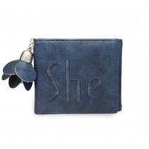 Dámská námořnicky modrá peněženka Paige 1104