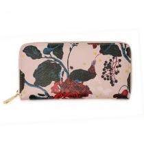 Dámská růžová peněženka Molly 1108