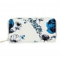 Dámská bílá peněženka Molly 1108