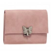 Dámská růžová peněženka Marisoll 1103