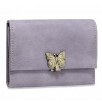 Dámská fialová peněženka Marisoll 1103