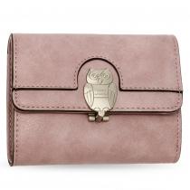 Dámská růžová peněženka Constanza 1102