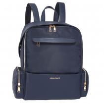 Dámský námořnicky modrý batoh Jeni 572